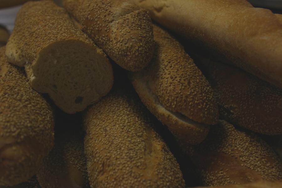 Italian bread vands