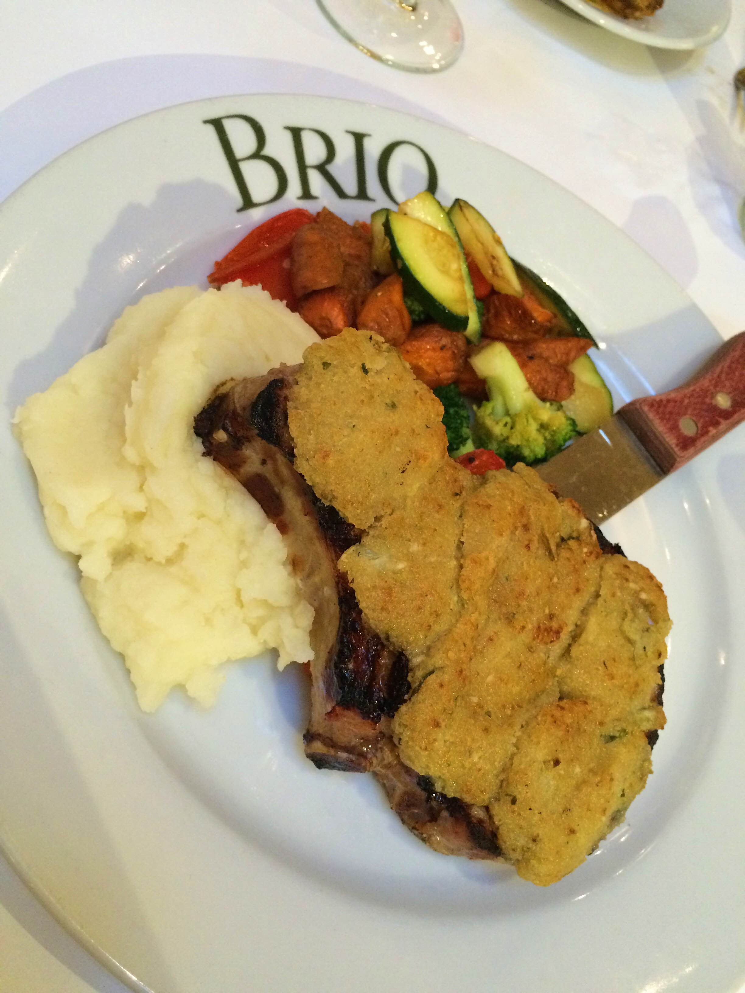 BRIO Tuscan Grille South Florida: The Art of Grilling – The South ...