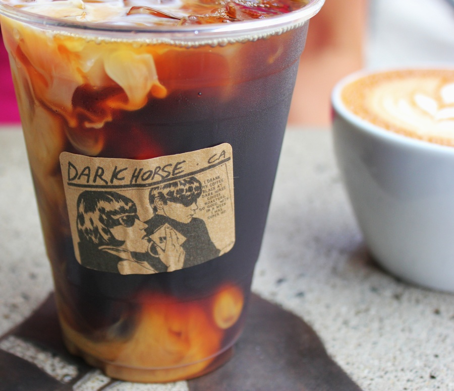 dark horse coffee san diego