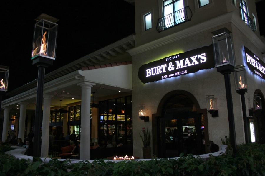 Burt & Max's Delray