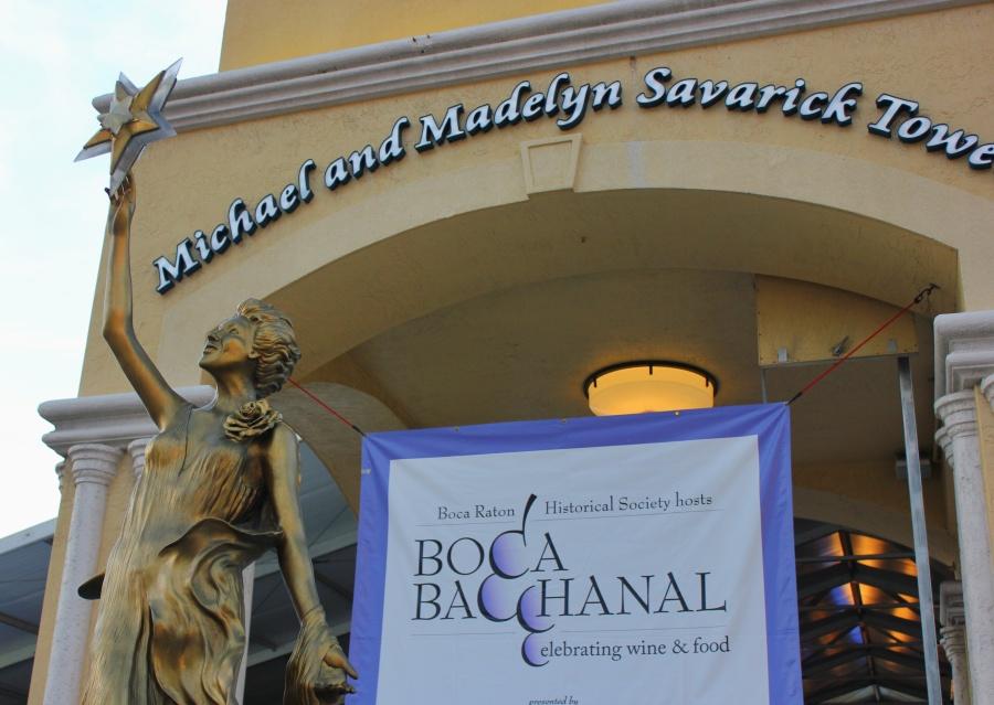 Boca Bacchanal Mizner Park Boca Raton Florida