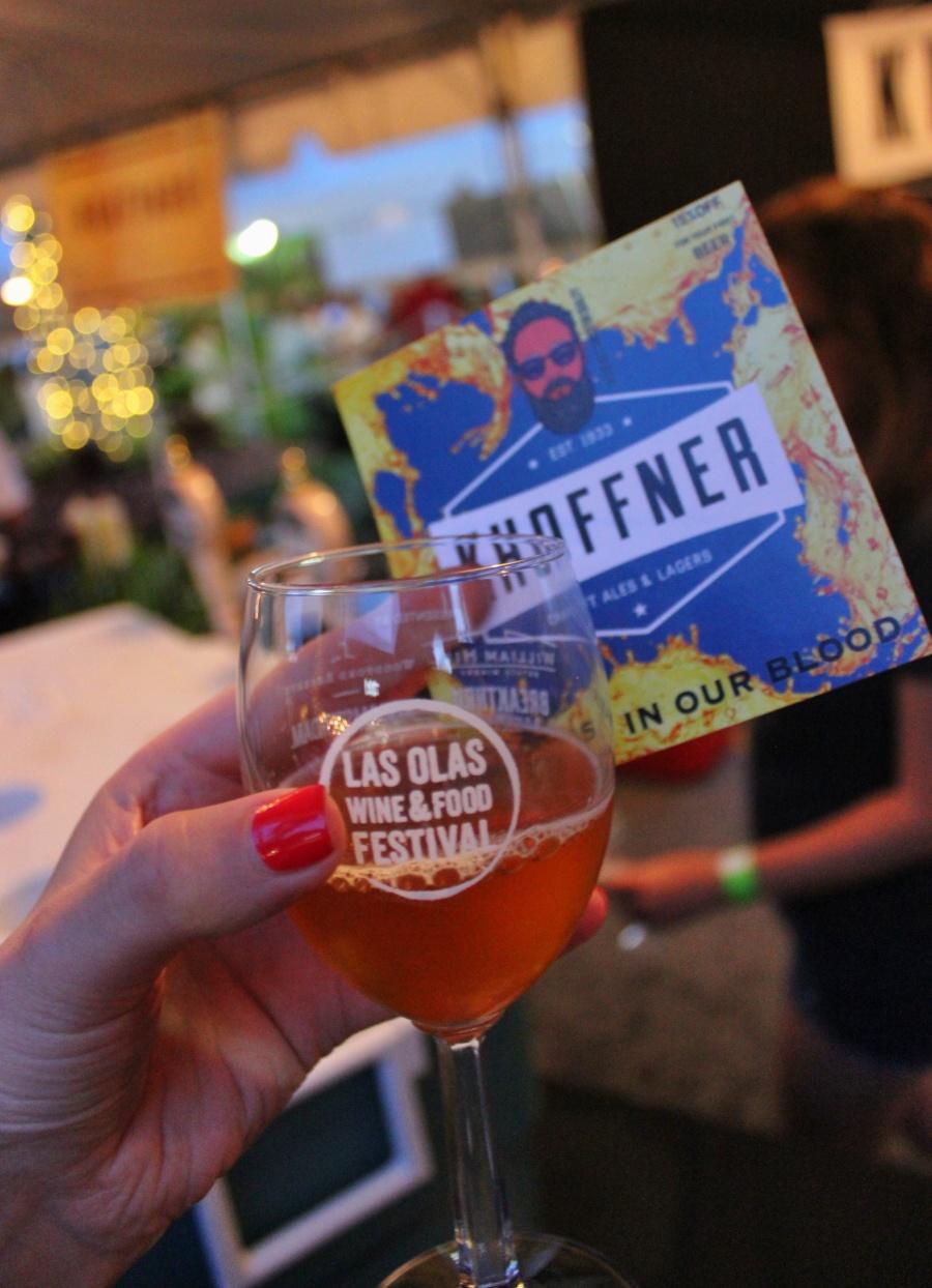 Las Olas Wine and Food Festival 2016