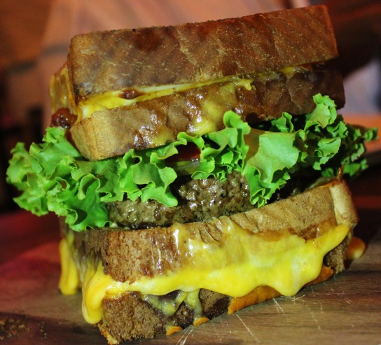 B Square Burgers Ft Lauderdale Las Olas Blvd