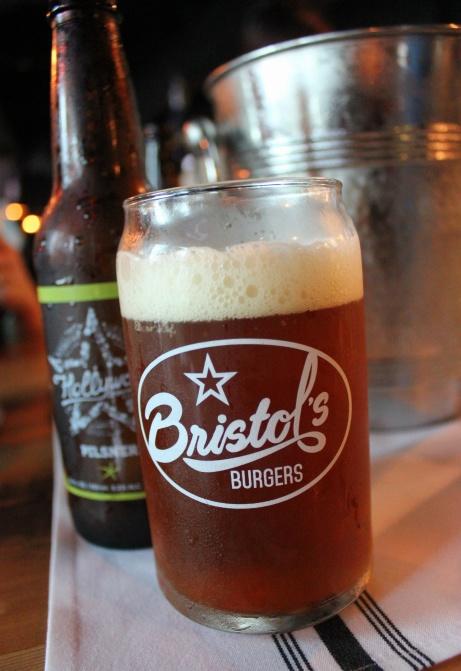 Bristol's Burgers, located at The Diplomat Landing Marina Hollywood Florida