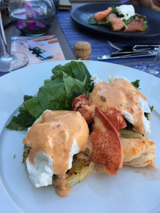 Chanson Restaurant at the Royal Blues Hotel Deerfield Beach Florida