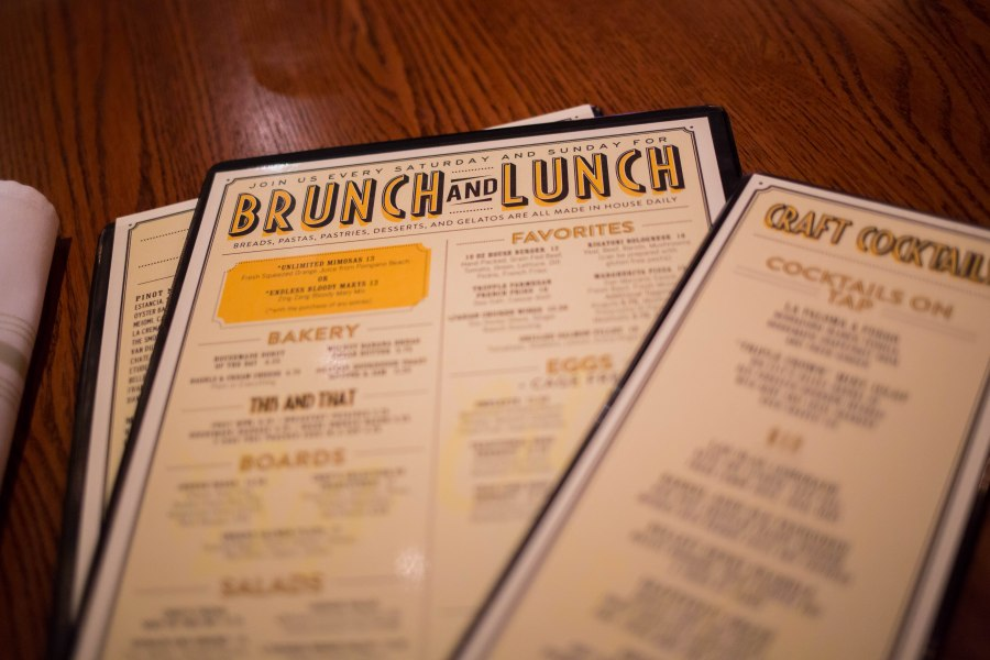 Big City Tavern Brunch Las Olas Ft Lauderdale