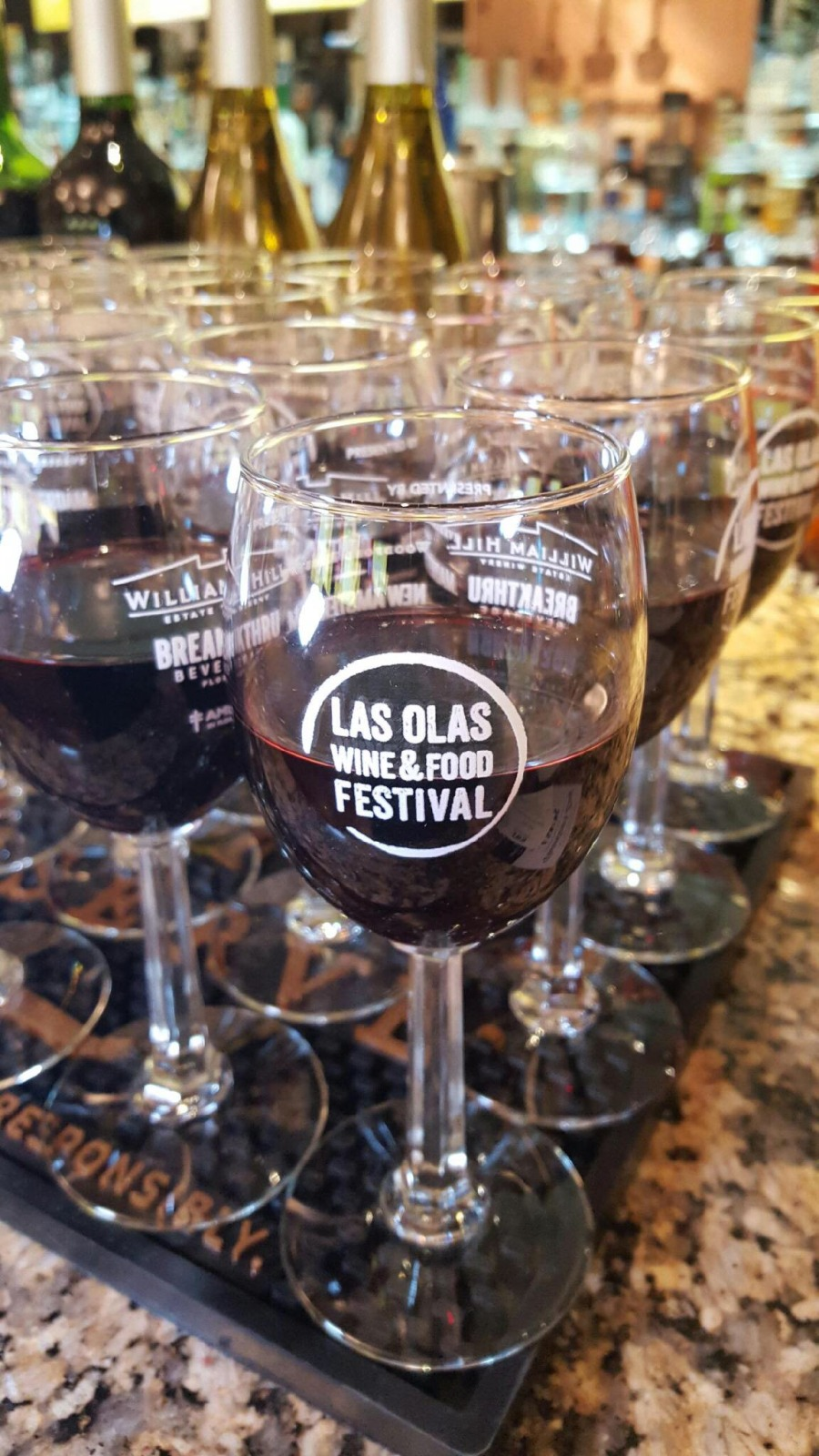 Las Olas Wine Food Festival Fort Lauderdale