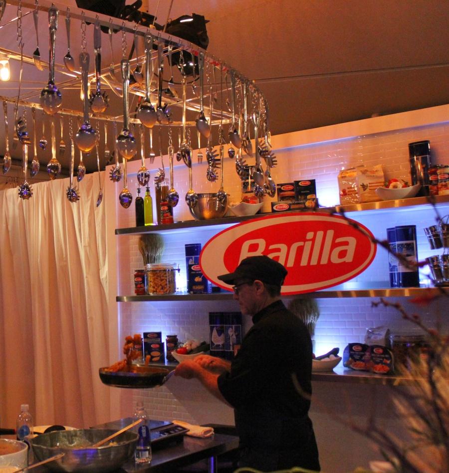Barilla's Italian Bites on the Beach SOBEWFF