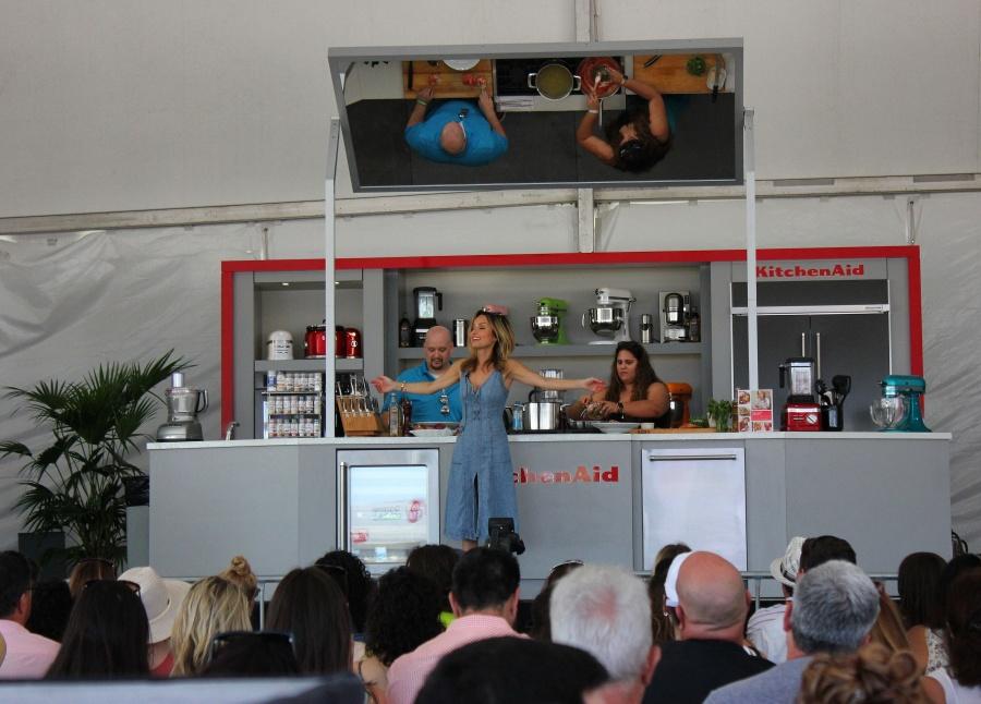SOBEWFF Grand Tasting Village South Beach Miami
