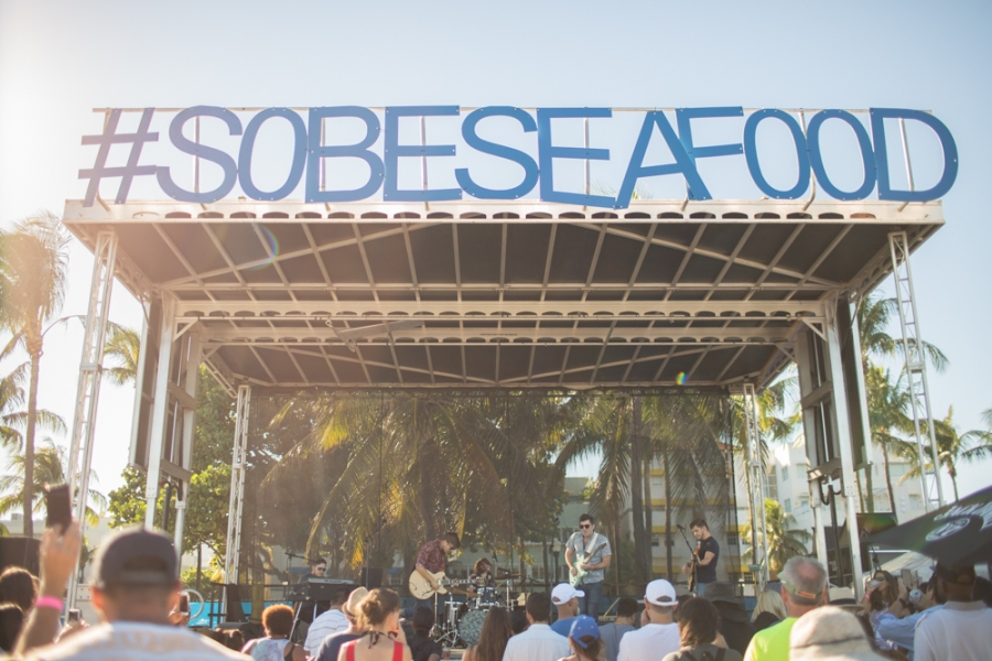Stage - Sobe Seafood 2