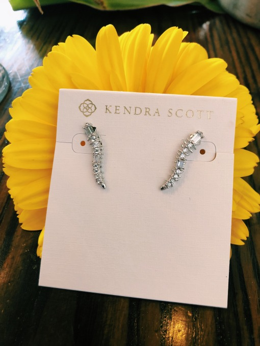 Kendra Scott Ear Crawler Earrings