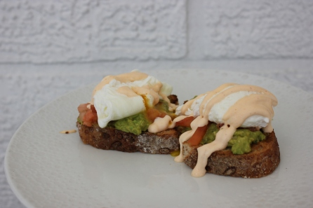 avocado toast brunch ft lauderdale